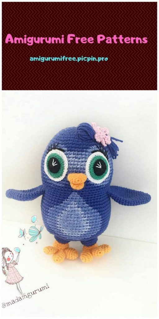 Baby Knitting Patterns Bird – Free Crochet Pattern – Crochet Love ... | 1024x512