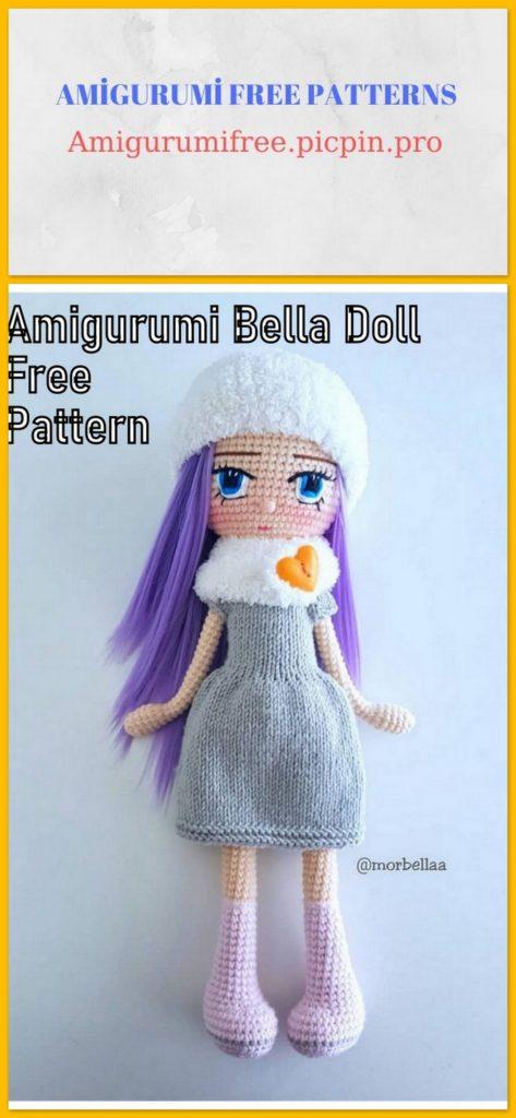 Crochet snowman amigurumi free pattern – Free Amigurumi Patterns | 1024x473