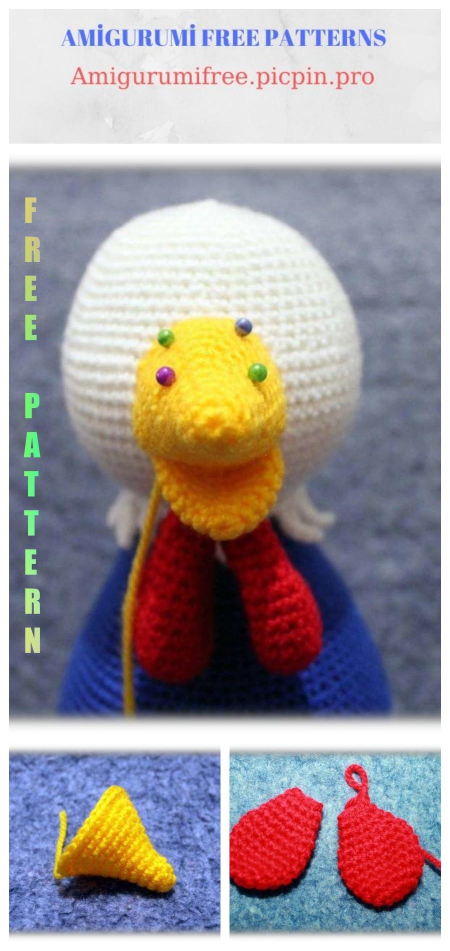 Amazing Cute Amigurumi Free Patterns | Crochet toys | 1900x900