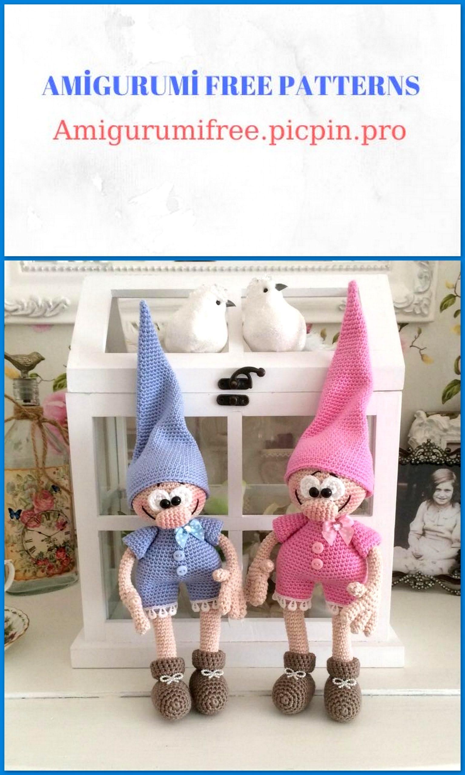 Crochet A Gnome | 2560x1536