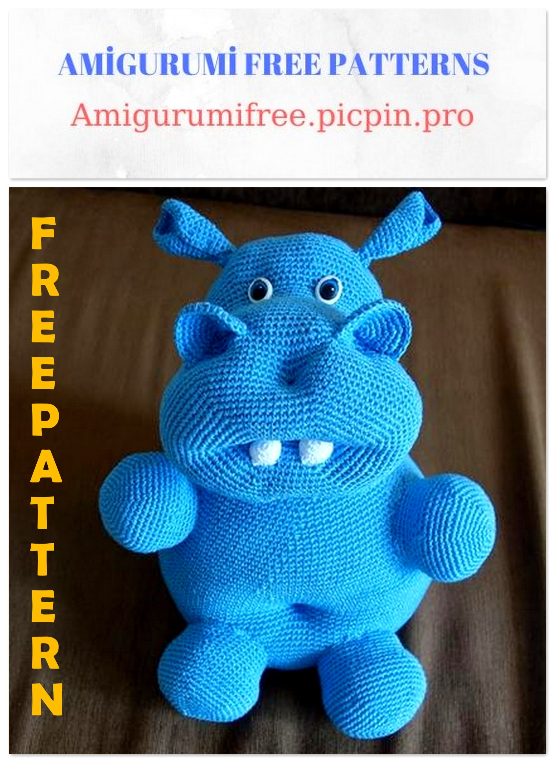 Amigurumi Today - Free amigurumi patterns and amigurumi tutorials   2560x1862